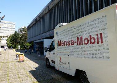 Mensa-Mobil: Aktueller Fahrplan während der Semesterferien