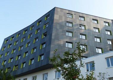 Neues Wohnheim