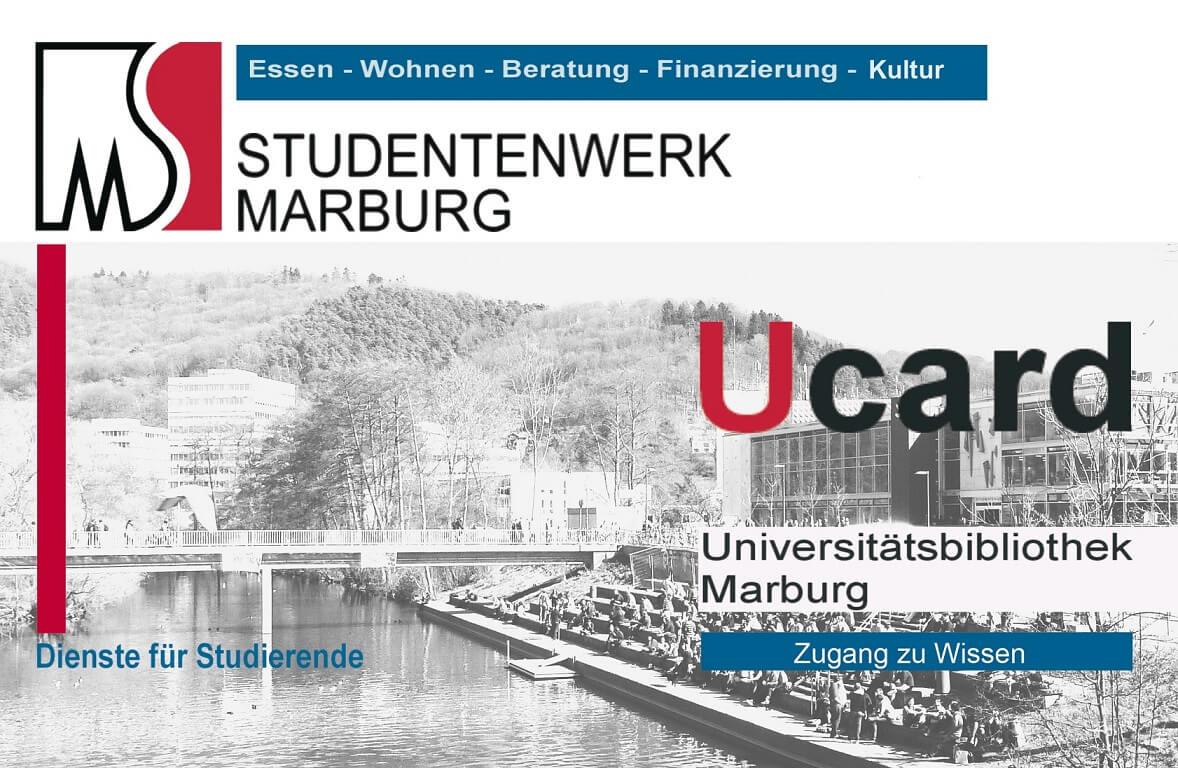 Die U-Card des Studentenwerks