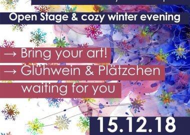 Winterparty in der KadeBar