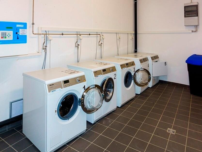 Waschmaschinen in der Hasenherne