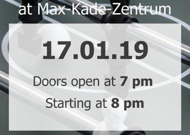 17. Januar: Kickerturnier im Max Kade Zentrum!