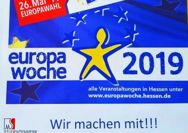 6. bis 10. Mai: Vegane Europa-Woche in der Mensa!