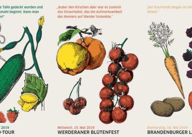 14. - 16. Mai: Spezialitäten aus Brandenburg