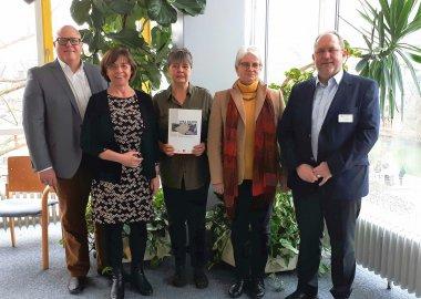 Studium possible - Inklusion: Gemeinsamer Aktionsplan der hessischen Studenten- und Studierendenwerke
