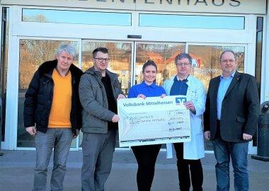 Marburger Schausteller spenden für den Mensa-Service