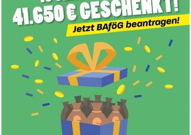 Wichtig für Erstsemester: Frühzeitig BAföG beantragen!
