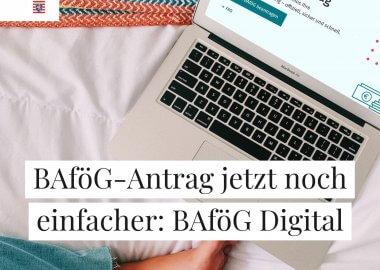 BAföG Digital - jetzt noch einfacher!
