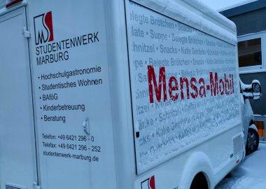 Update Mensa-Mobil: Wieder nach normalem Fahrplan!