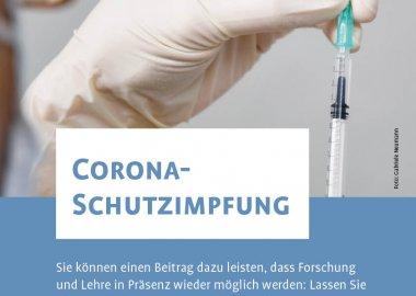 Impfen für mehr Präsenz im Studium