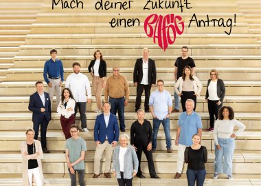 27. Oktober: BAföG-Tour macht Station in Marburg